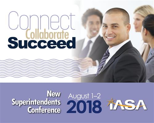 New Superintendents Conference